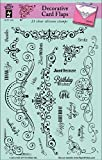 hot off the press stamps and dies - Hot Off The Press - Decorative Card Flaps Stamp Set