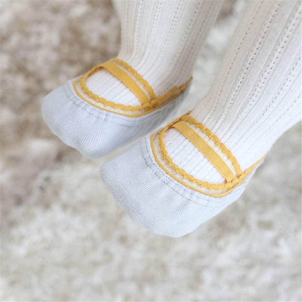 Baby M/ädchen Socken Hohl Spitzen Socken Unsichtbare Bootssocken Solide Baby Prinzessin Bootssocke Beil/äufig /& Kleid Socken