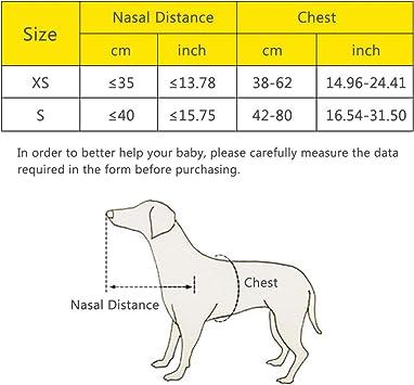 Anillo para mascotas Ciegos Anticolisión Cataratas Circulo ...