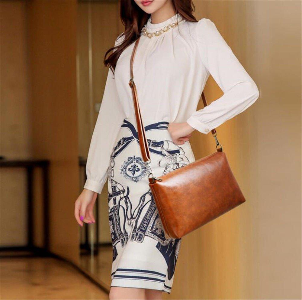 Mother Bag Fashion Back To Ancient Large Capacity Single Shoulder Bag,Black,Three Piece Set by SJMMBB (Image #3)