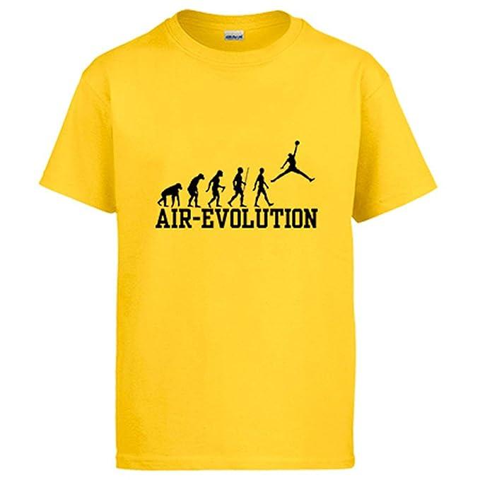 Diver Bebé Camiseta Leyenda del Baloncesto Evolution