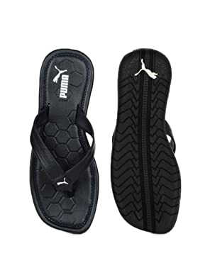be8260db95b Puma Men s Drifter Road III Ind. Insignia Blue and White Hawaii Thong  Sandals - 10UK India (44.5EU)  Buy Online at Low Prices in India - Amazon.in