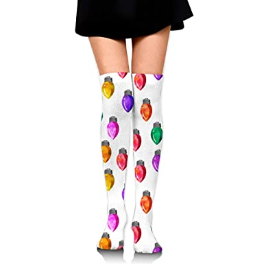 ffee6f5f5ac Amazon.com  Women s Knee High Socks(2 Pairs)