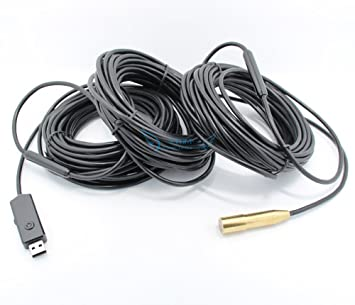 Amazon.com : etomtop (Upgraded) 30M Waterproof Borescope USB ...
