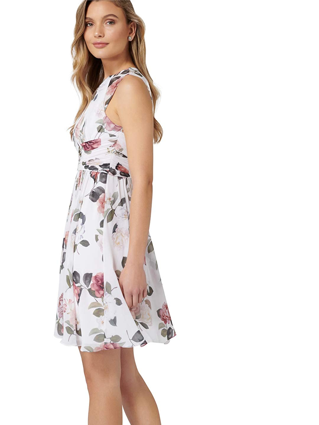 510dd6683b Ever New Womens Petra Skater Dress at Amazon Women s Clothing store