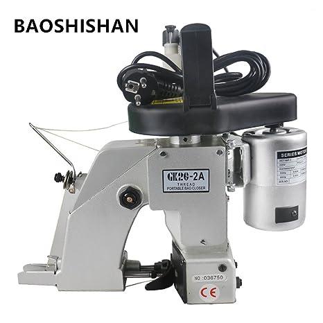 Amazon.com: gk26 – 2 A Bolsa Máquina de coser eléctrica ...