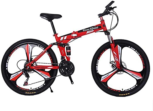KOSGK Bicicletas Unisex Bicicleta MontañA 26 - Cuadro Aluminio 17 ...