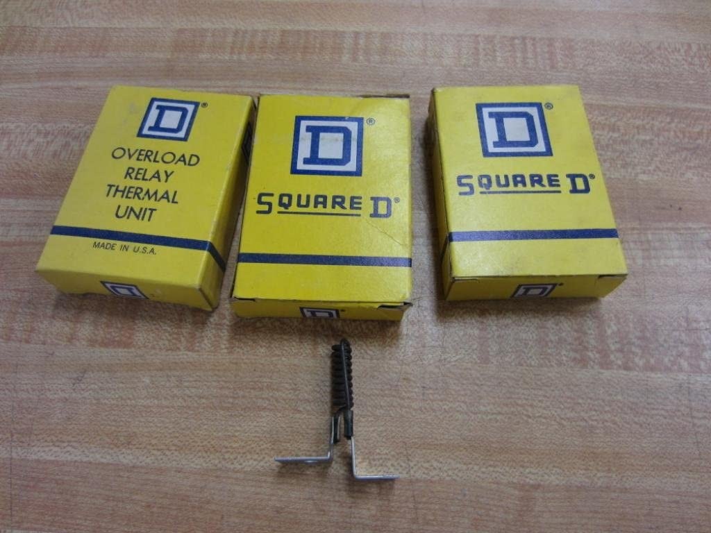 Square D AR72 Thermal Unit Overload Heater Heat Coil New