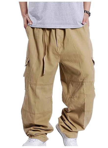 Hipster Style Cargohosen Hip Hose Cystyle Herren Baggy Hop