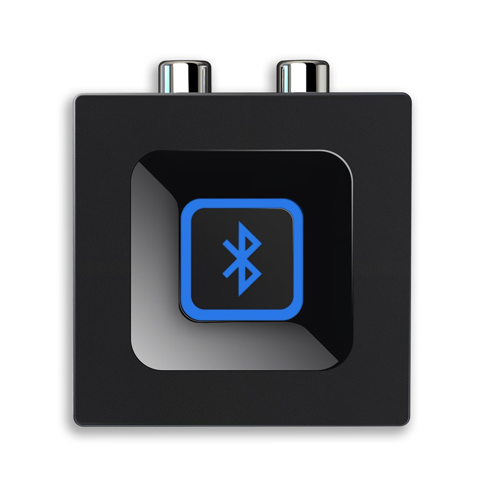 Adattore d audio con WIFI d Esinkin puo lavorare con cellulari e Tablets intelligenti Adattore d audio di BLUETOOTH per Sistema di Suono di Trasmissione di Musica Ricevitore di BLUETOOTH per Altoparlante