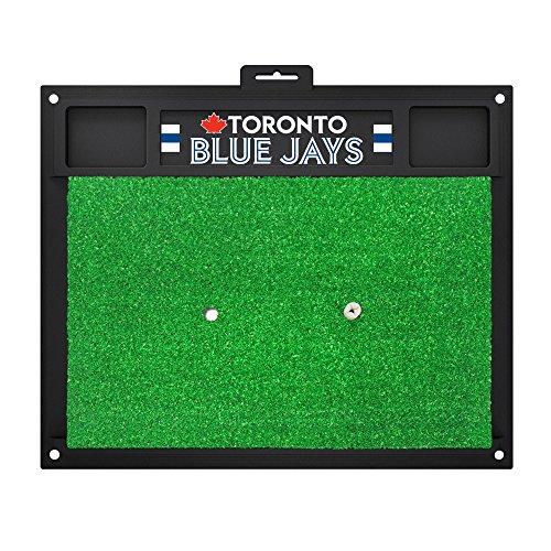 (FANMATS 19294 MLB Toronto Blue Jays Golf Hitting Mat)