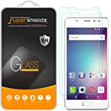 "[2-Pack] Supershieldz for BLU ""LIFE ONE X2"" Tempered Glass Screen Protector, Anti-Scratch, Anti-Fingerprint, Bubble Free, Lifetime Replacement Warranty"