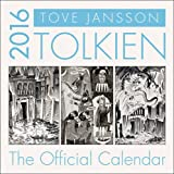 Tolkien Calendar 2016: Illustrated by Tove Jansson (Calendars 2016)