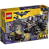 LEGO BATMAN MOVIE Two-Face Double Demolition 70915...