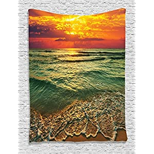 61hCg57bmrL._SS300_ Beach Tapestries and Coastal Tapestries