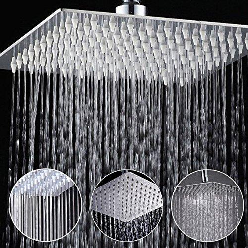 8 inch chrome shower head - 5