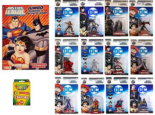 Variety DC Nano Metalfigs and Activity Set |