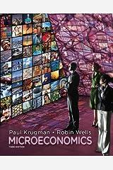 Microeconomics (Third Edition) Paperback