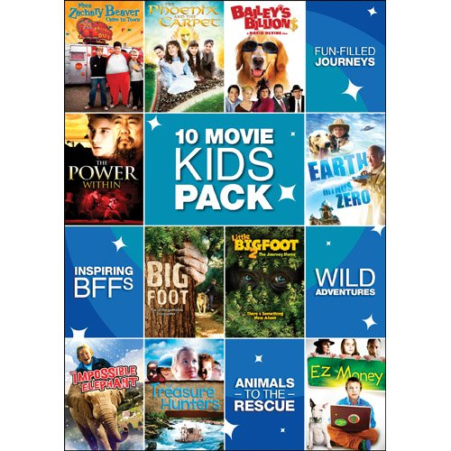 10 movie family pack - 6