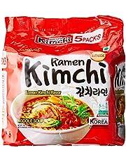 Samyang Kimchi Noodles, 120 gm x 5