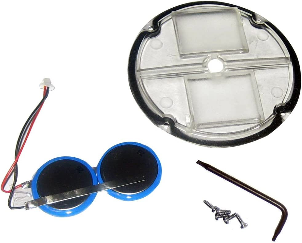 RAYMARINE 3-UP REPLACEMENT BATTERY PACK /& SEAL KIT