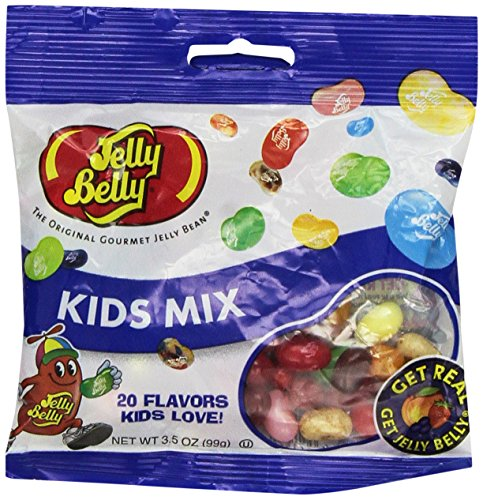 Kids Mix Jelly Beans - 3.5 oz Bag