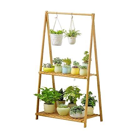 Amazon.com: Estantería para plantas, soporte para macetas ...