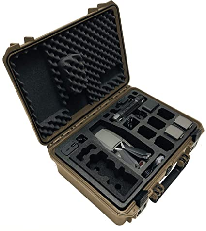 Lykus Titan M100 Hard Case for DJI Mavic 2 Pro and Zoom Compact Edition