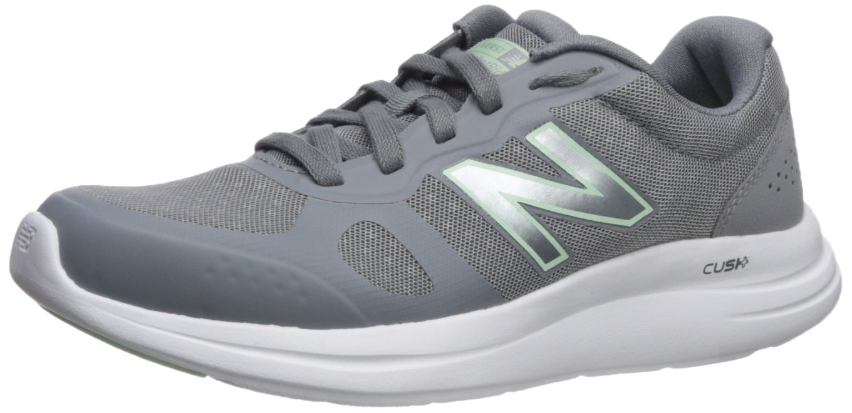 New Balance Women's Versi V1 Running Shoe B0751Q8TNP 10.5 D US|Steel