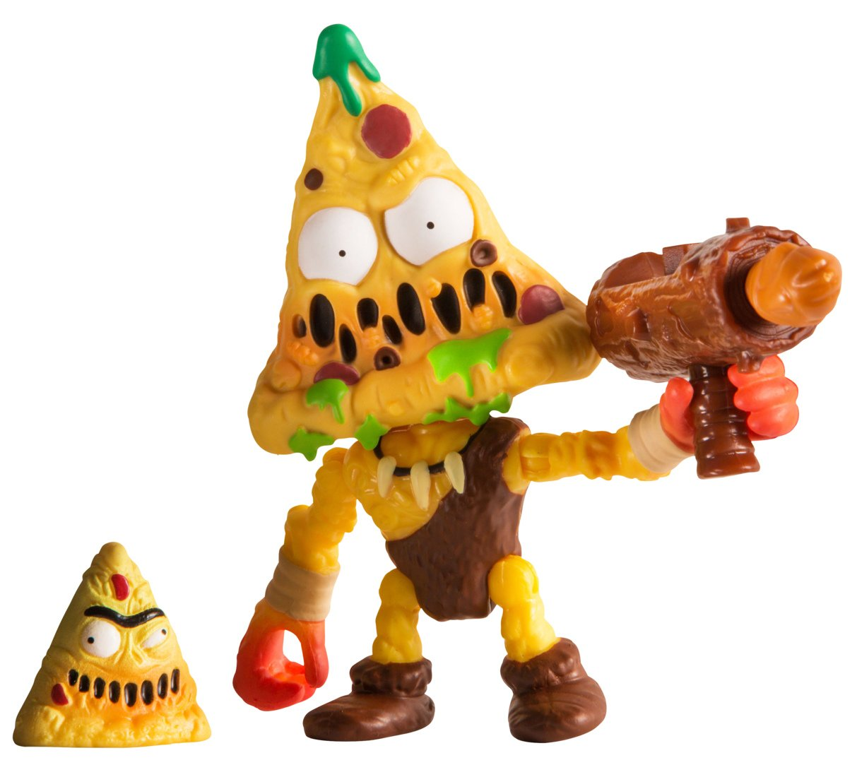 Grossery Gang The Time Wars Action Figure - Putrid Pizza