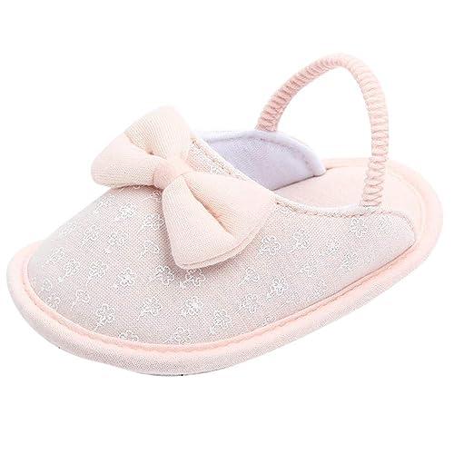 QinMM Neonate Ragazzo Neonato Arcobaleno Animali Le Scarpe per Bambini del  Primo camminatore Sono Pantofole Calde a7c52be3e7b