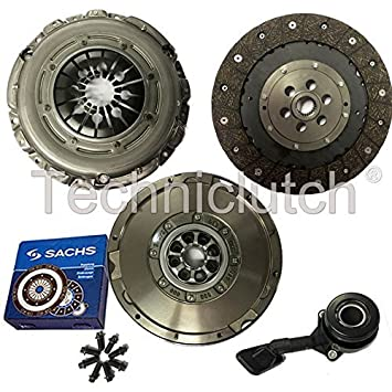 KIT DE EMBRAGUE, SACHS Volante De Inercia Doble, CSC y pernos 8944819453348: Amazon.es: Coche y moto