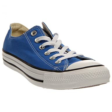 49eb146d1a15 Image Unavailable. Image not available for. Colour  Converse Unisex Chuck  Taylor All Star Lo Top Sneakers Light Sapphire