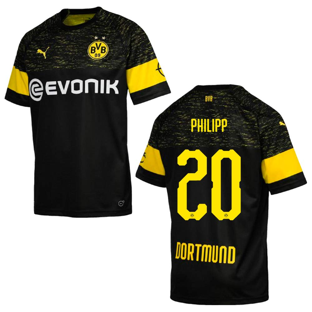 Puma BVB Trikot Away Kinder 2019 - Philipp 20