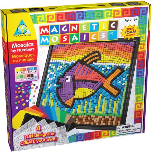 Orb Factory Magnetic Mosaics - Orb Factory Magnetic Mosaics