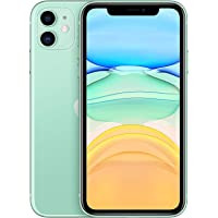 Apple iPhone 11 Akıllı Telefon, 256 GB, Yeşil