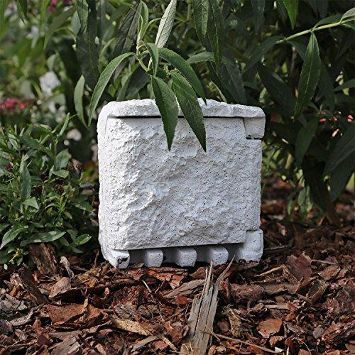 Gartensteckdose SD1T mit Zeitschaltuhr Timer Aussensteckdose IP44 für Beleuchtung o.ä.