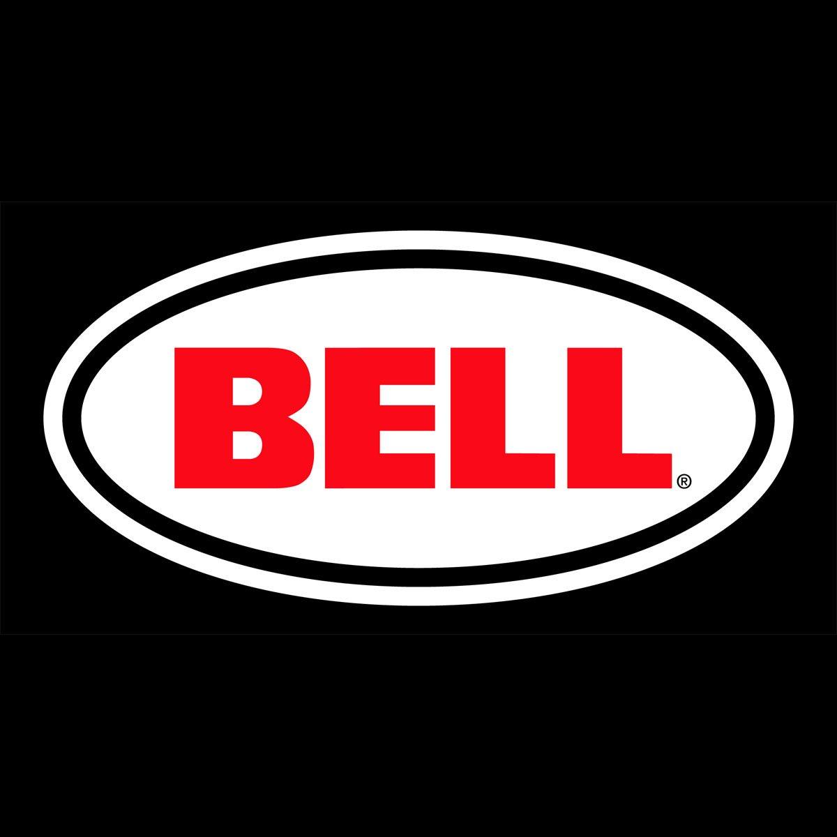 Bell Full-9 Replacement Bicycle Helmet Visor (Black/Yellow Hurricane)
