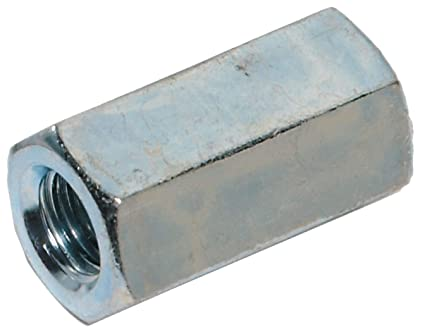 The Hillman Group 44768 M8-1 25 Metric Hex Coupling Nut, 10-Pack