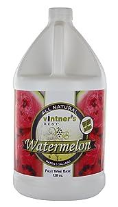 Vintner's Best - Watermelon Fruit Wine Base - 128 oz (1 Galllon)