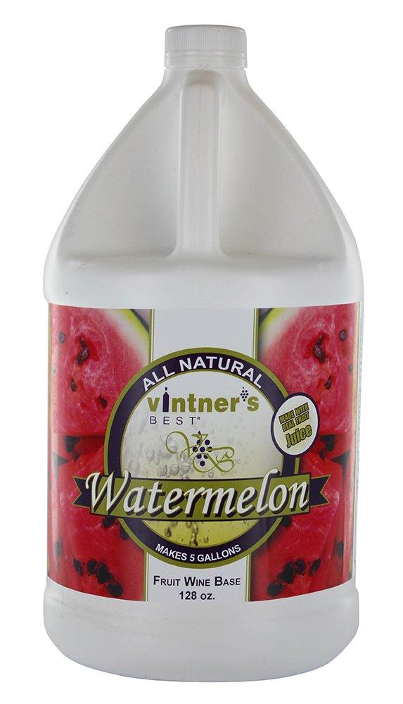 Vintner's Best Watermelon Fruit Wine Base (Makes 5 Gallons)