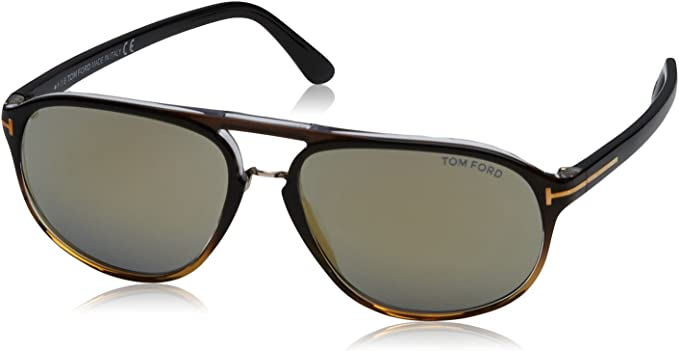 latest design sale uk vast selection Amazon.com: Tom Ford Sunglasses TF 447 Jacob Sunglasses 52B ...