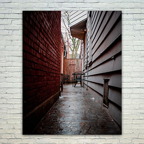 Cheap  Westlake Art Poster Print Wall Art - Window Alley - Modern Picture..