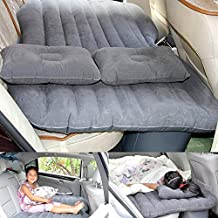 Super PDR® Multifunctional Auto Car Travel Air Bed Inflatable Car Mattresses Mobile Cushion For Back Seat Universal SUV With Air Pump And Pillows