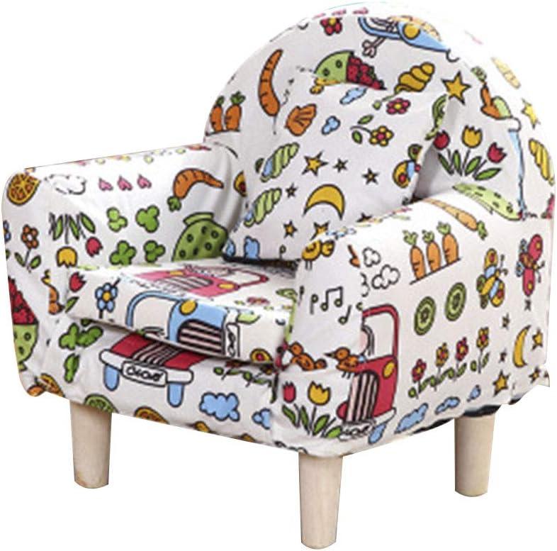 Bseack_Store Sedia Divano per Bambini, con braccioli Gambe
