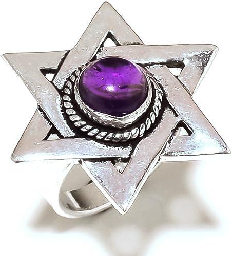 2Pcs Vintage White Cube Rhinestone Silver Engagement Wedding Band Jewelry Balakie Ring Set