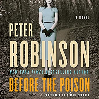 Amazon Com Before The Poison Audible Audio Edition border=