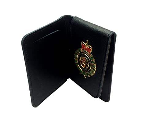 Ambulance Usage PorteBadge En Cuir Avec Badge Services Ambulanciers - Porte badge cuir
