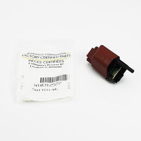 EA W10312527 Interruptor de nivel de agua para lavadora ...