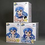 Chibikyun Chara invasion squid daughter all three set Banpresto (BANPRESTO) Prize